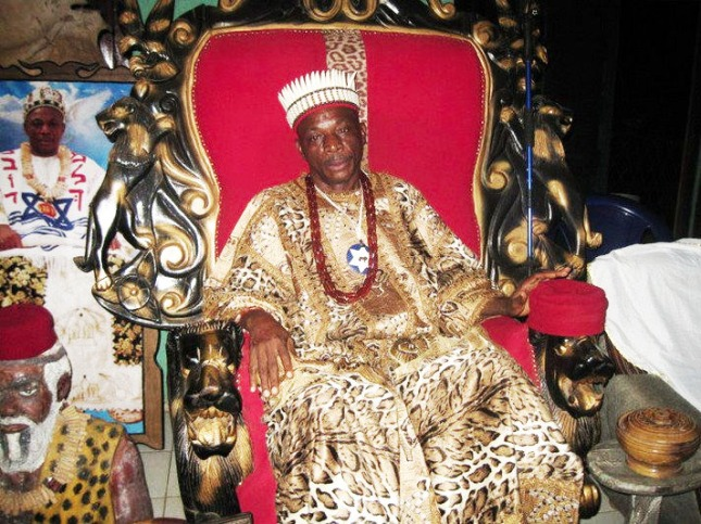 His Majesty Eze Chukwuemeka-Eri